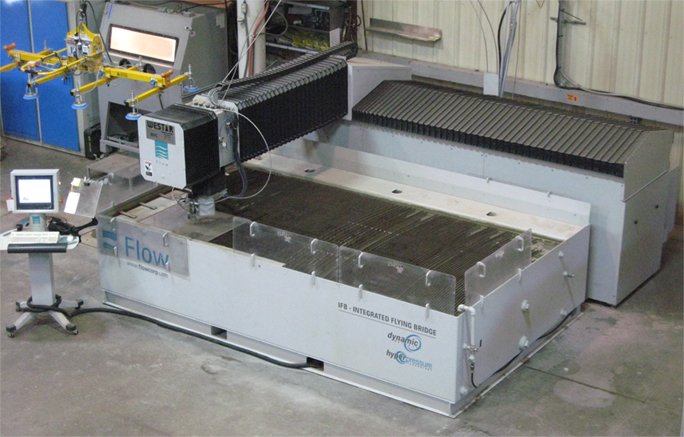 Westar Mfg  -WaterJet Cutting Services:waterjet job shop, waterjet